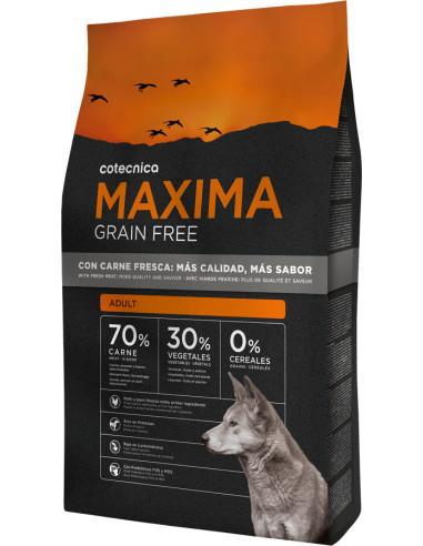 Cotecnica Maxima Grain Free Adult Cão
