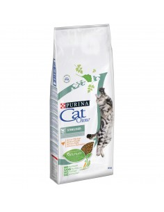 Purina Cat Chow Sterilised Cat Chow Cuidados Especiais
