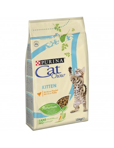 Purina Cat Chow Gatinhos Cat Chow Alimentação Seca