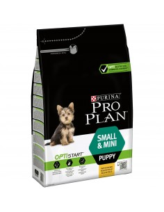 Pro Plan Small&Mini Puppy com Optistart