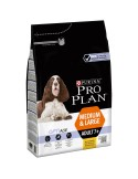 Pro Plan Medium & Large Adult 7+ com Optiage