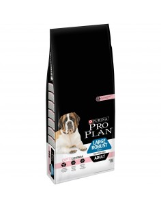Pro Plan Large Robust Sensitive Skin Optiderma com Salmão Pro plan Alimentação Seca para Cães