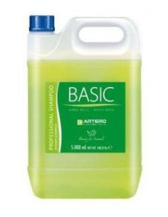 Artero Shampoo Basic 5 L Artero Shampoo e Cosméticos