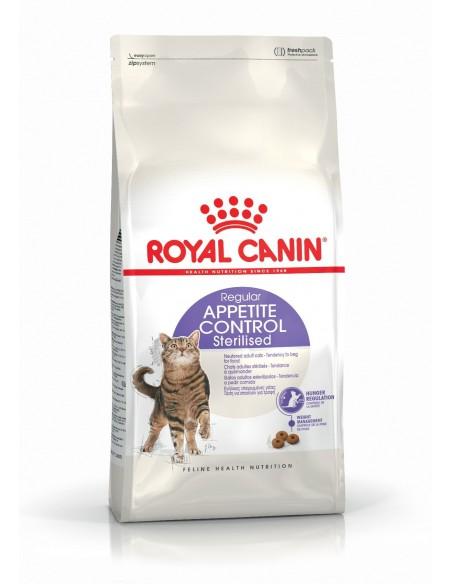 Royal Canin Sterilised Apetit Control Gato, Alimento Seco