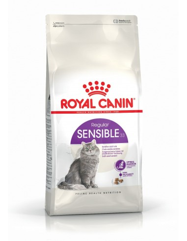 Royal Canin Sensible Gato, Alimento Seco Royal Canin Cuidados Especiais