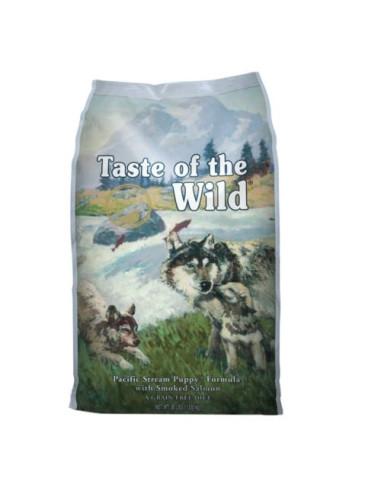 Taste of the Wild Pacific Stream Puppy com Salmão Taste of the Wild Alimentação Sem Cereais