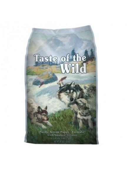 Taste of the Wild Pacific Stream Puppy com Salmão