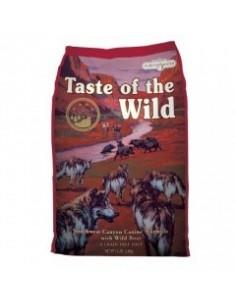 Taste of the Wild Southwest Canyon com Jabali | Ração Natural para cães | Taste of the Wild