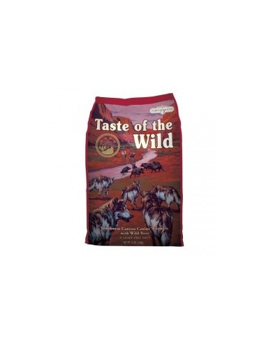 Taste of the Wild Southwest Canyon com Javali | Ração Natural para Cães | Taste of the Wild