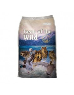 Taste of the Wild Wetlands Canine com pato assado