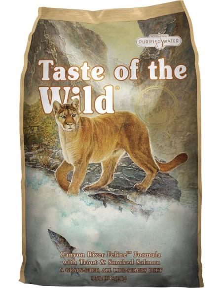 Taste of the Wild Canyon River Feline Truta