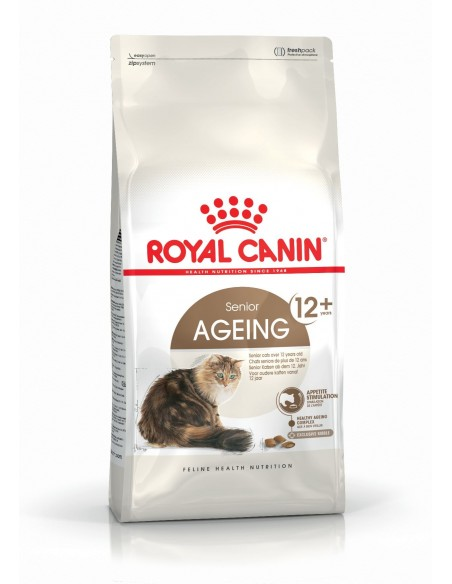 Royal Canin Ageing + 12 Gato, Alimento Seco