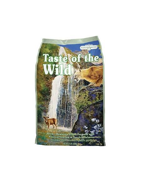 Taste of the Wild Rocky Mountain Feline Veado