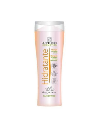 Artero Shampoo Hidratante 250ml Artero Shampoo e Cosméticos