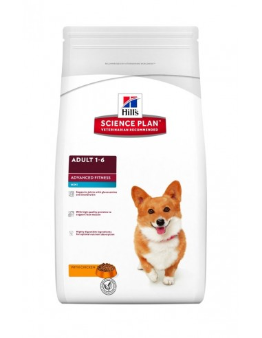 Hill's Science Plan Adult Fitness Large Breed Borrego