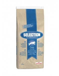 Royal Canin Selection Adult Croc 15kg, Alimento Seco Cão