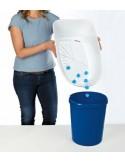 Toilete wc Berto Top com Sistema de Separação de Resíduos
