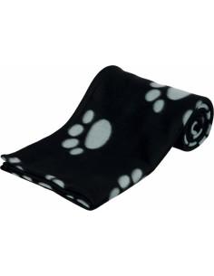 Manta Barney Preto/Cinza Trixie Manta para cães
