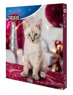 Calendário Com Surpresas de Natal para Gatos