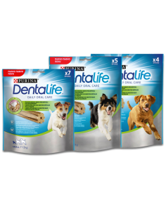 Snack Dentalife para cães Purina Snacks