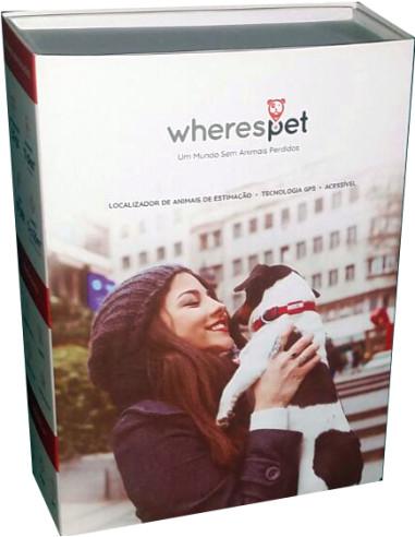 Wherespet - Localizador Gps para animais