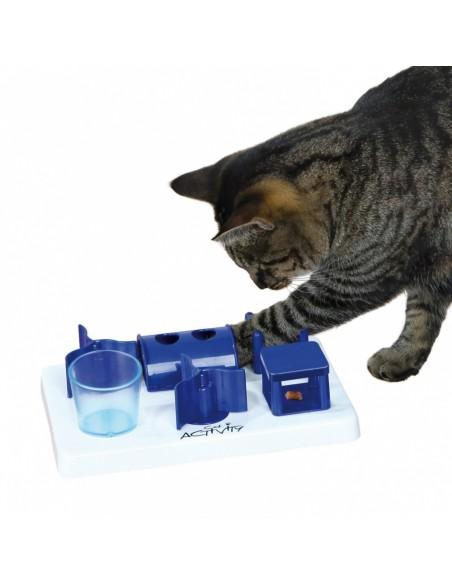 Jogo Mini Playground para Gatos 24x16cm Trixie Brinquedos para gatos