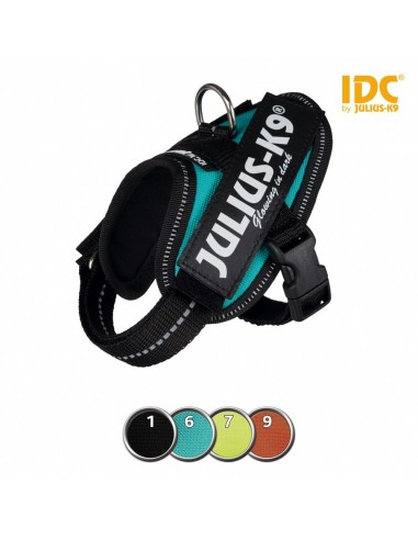 Peitoral para cães Julius-K9 IDC® Baby 1 Trixie Peitoral para cães