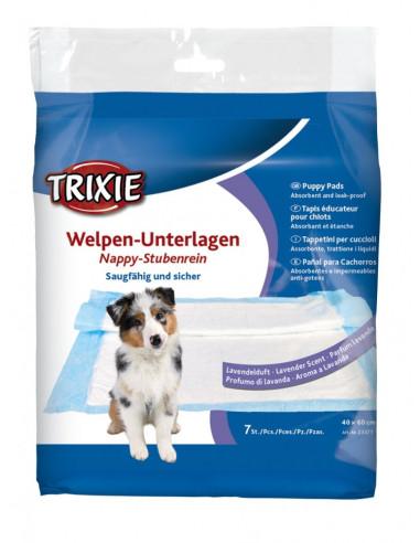 Tapetes Educativos/Resguardo Nappy com fragrância de lavanda Trixie Outros Artigos