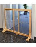 Barreia para cães de raça grande Trixie Proteção | Segurança