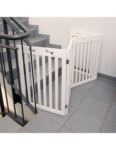 Barreira para cães de raça grande Trixie Proteção | Segurança