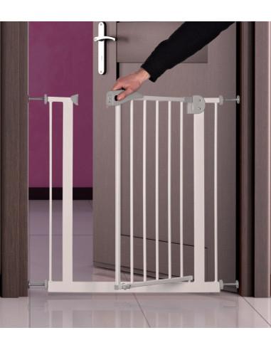 Barreira metal pintado   Proteção   Segurança   Trixie