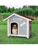 Casota para Cães Dog's Inn Natura