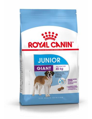 Royal Canin Giant Junior Alimento Seco cão Royal Canin Alimentação Seca para Cães