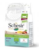Schesir Bio Gato Kitten 400gr Shesir Alimentação Biológica