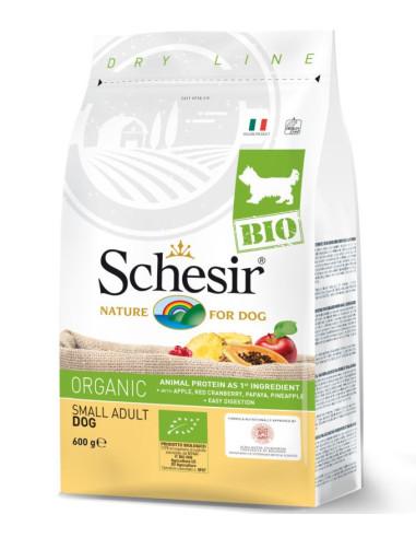Schesir Bio Cão Small/Pequeno 600gr Shesir Alimentação Biológica