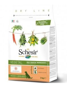 Schesir Dry Line Cão Medio/ Large Adult Vegetais 3kg