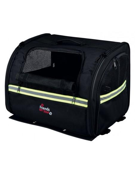 Biker-Bag Trixie Bolsas de Transporte para cães