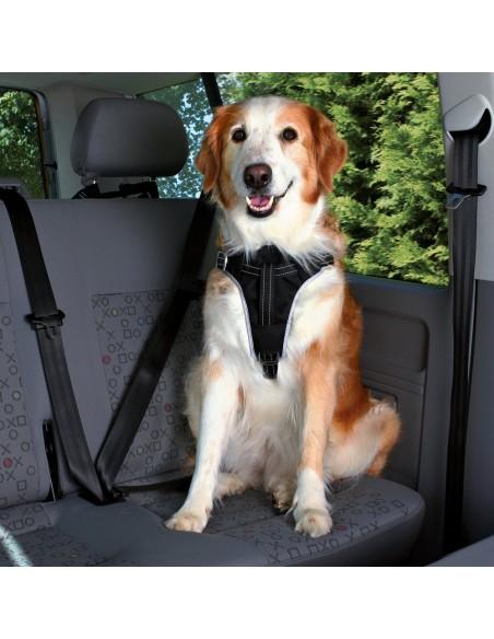 Peitoral para Automóvel Dog Protect Trixie Peitoral para cães
