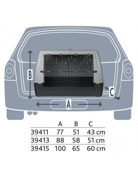 Transportadora Journey Trixie Caixas de Transporte para cães