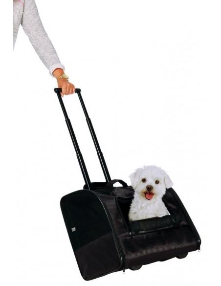 Trolley Elegance Trixie Bolsas de Transporte para cães