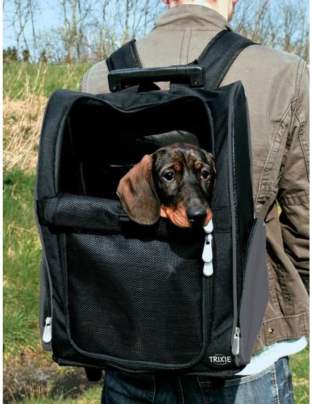 Trolley mochila Trixie Bolsas de Transporte para cães