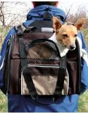 Mochila Shiva Trixie Bolsas de Transporte para cães