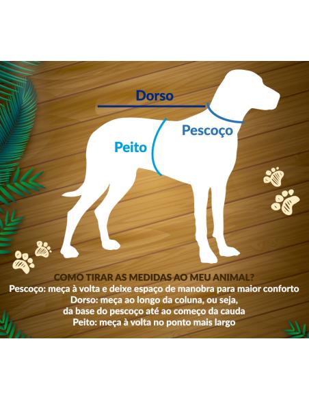 T-Shirt Oficial FPF - Portugal | Roupas para Cães |