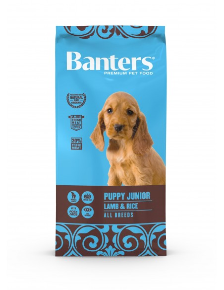 Optima / Banters Puppy Borrego