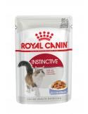 Royal Canin INSTINCTIVE JELLY Royal Canin Alimentação Húmida para Gatos