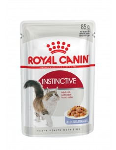 Royal Canin INSTINCTIVE JELLY Royal Canin Alimentação Húmida para Gatos
