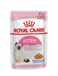 Royal Canin KITTEN Instinctive JELLY Gato, Alimento Húmido Royal Canin Comida Húmida para Gatos