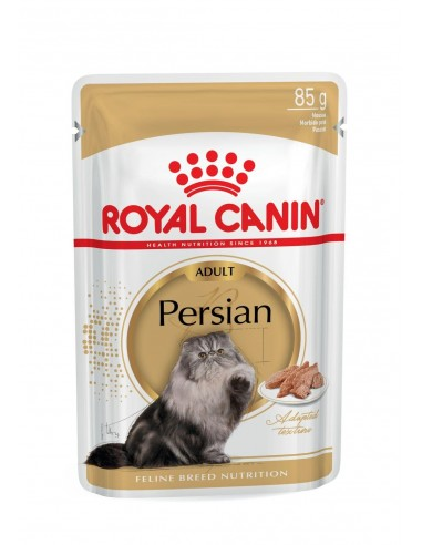 Royal Canin PERSIAN Gato, Alimento Húmido Royal Canin Alimentação Húmida para Gatos
