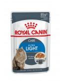 Royal Canin ULTRA LIGHT JELLY Gato, Alimento Húmido Royal Canin Alimentação Húmida para Gatos