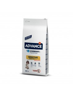 Advance Adulto Sensitive Salmão Medium - Maxi Advance Affinity Cuidados Especiais